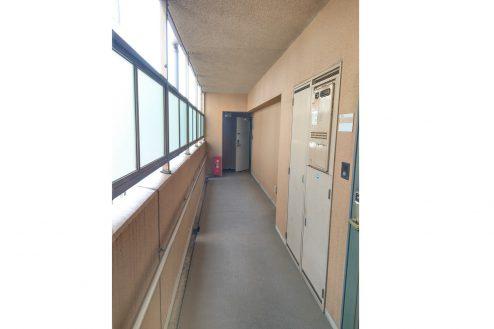 16.スタジオ和洋空間 マンション|共用部・廊下