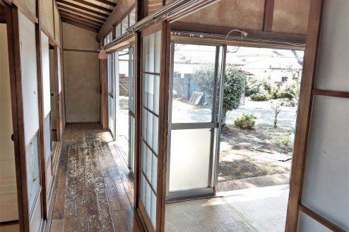 17.スタジオ和洋空間 古民家②|廊下