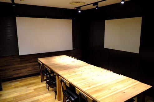 2.POINT EDGE ShibuyaBAS|4F会議室A