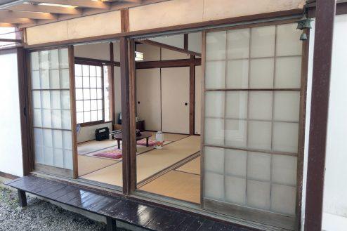21.スタジオ和洋空間 古民家① 縁側