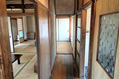 18.スタジオ和洋空間 古民家②|廊下・和室