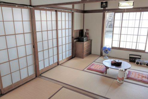 5.スタジオ和洋空間 古民家① 和室