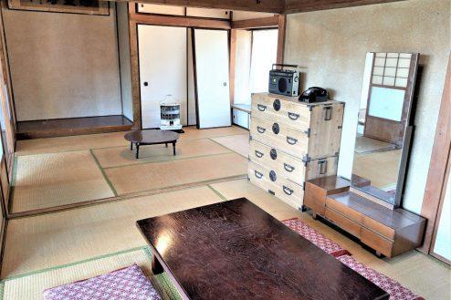 4.スタジオ和洋空間 古民家②|和室
