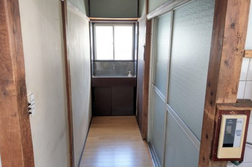 24.スタジオ和洋空間 古民家① 廊下