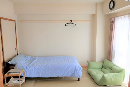 8.スタジオ和洋空間 マンション|和室