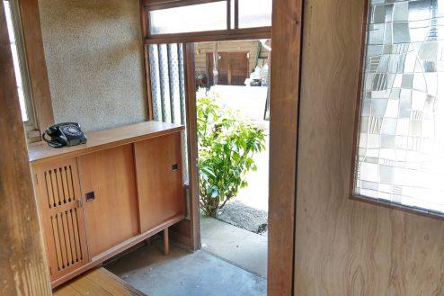 23.スタジオ和洋空間 古民家②|玄関