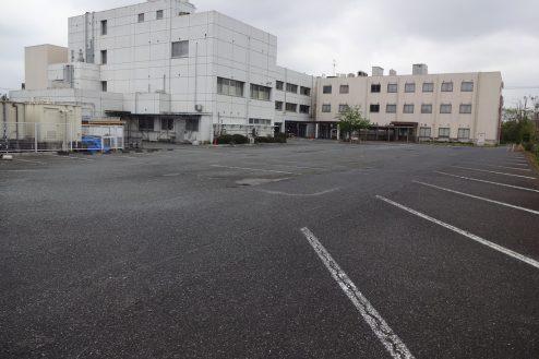 4.旧病院|外観・駐車場