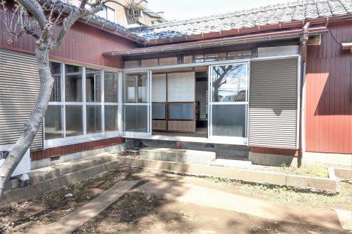 28.スタジオ和洋空間 古民家②|外観・縁側