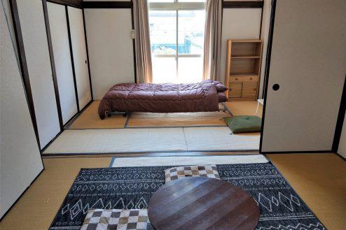 20.スタジオ和洋空間 アパート|204号室・和室