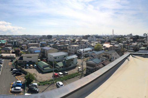 8.木更津ビル|屋上風景