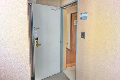 11.スタジオ和洋空間 マンション|玄関