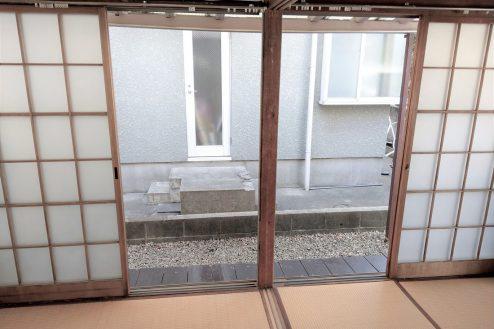 6.スタジオ和洋空間 古民家①|縁側