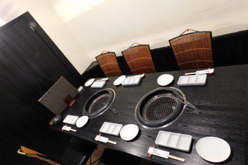 4.仙台焼肉 楽亭|6名個室