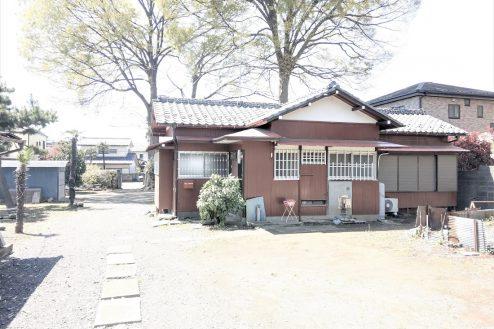 30.スタジオ和洋空間 古民家②|外観・敷地