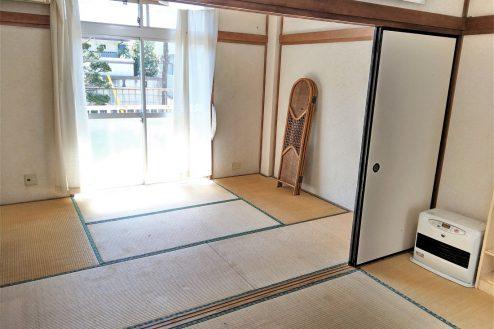 31.スタジオ和洋空間 アパート|104号室・和室