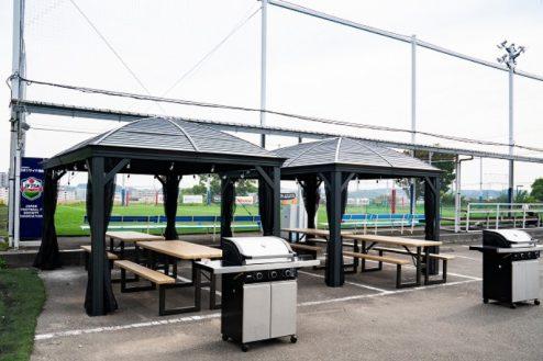 9.J-SOCIETY FOOTBALL PARK調布|BBQスペース