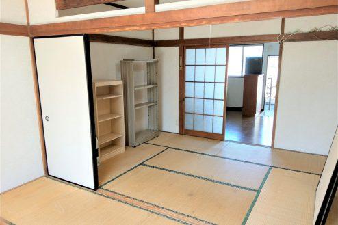 32.スタジオ和洋空間 アパート|104号室・和室