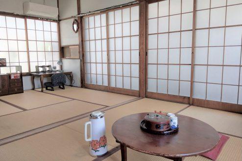 7.スタジオ和洋空間 古民家① 和室