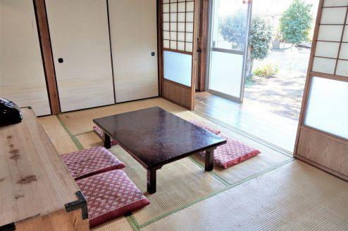 6.スタジオ和洋空間 古民家②|和室