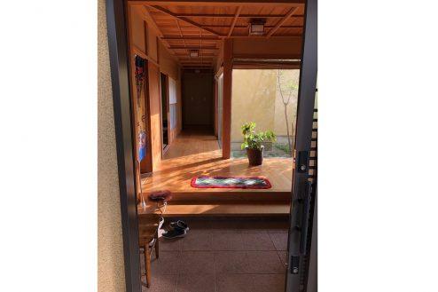 14.川崎市 日本家屋|玄関