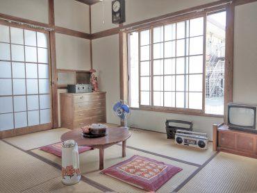 スタジオ和洋空間 古民家①|日本家屋・昭和レトロ・縁側・庭・家具家電・ハウススタジオ|東京