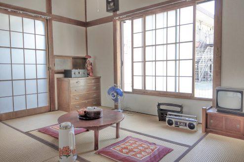 8.スタジオ和洋空間 古民家① 和室