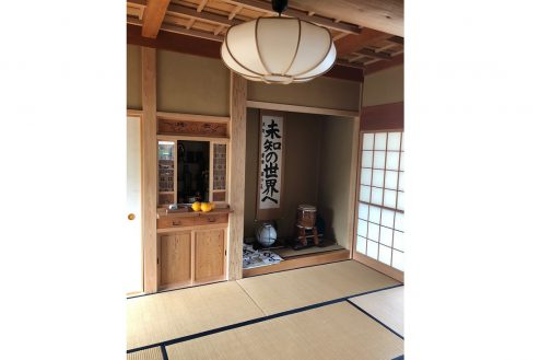 3.川崎市 日本家屋|和室・床の間