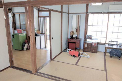 9.スタジオ和洋空間 古民家①|和室・台所