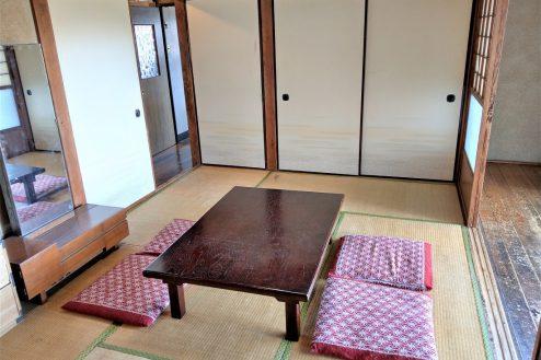 7.スタジオ和洋空間 古民家②|和室