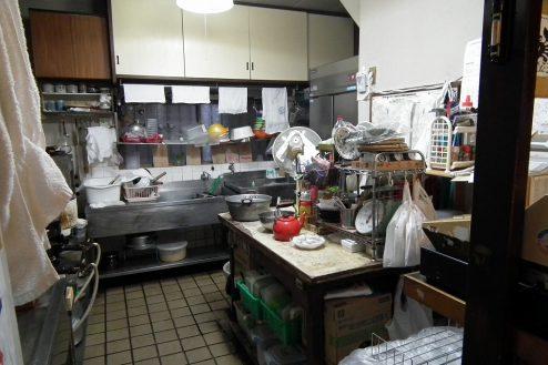 17.寿司屋・西葛西|1F厨房