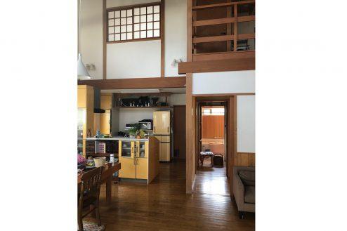 5.川崎市 日本家屋|リビング