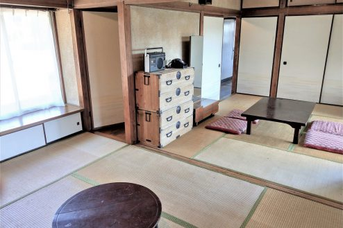 8.スタジオ和洋空間 古民家②|和室