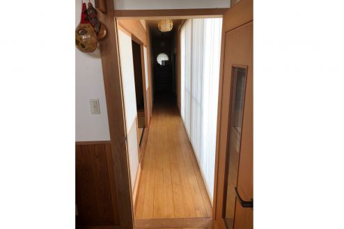 15.川崎市 日本家屋|廊下