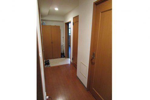 11.スタジオ和洋空間 マンション|室内廊下