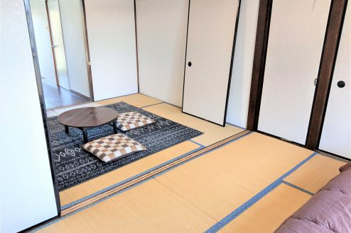 24.スタジオ和洋空間 アパート|204号室・和室