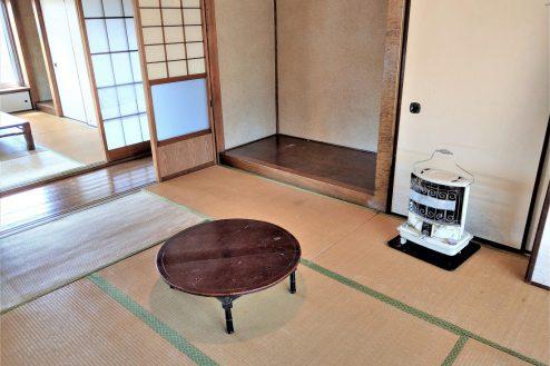 10.スタジオ和洋空間 古民家②|和室
