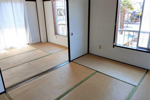 3.スタジオ和洋空間 アパート|205号室・和室