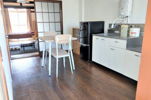 2.スタジオ和洋空間 アパート|204号室・キッチン