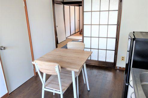 18.スタジオ和洋空間 アパート|204号室・キッチン