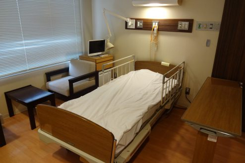 1.墨田区病院|病室(特別個室)