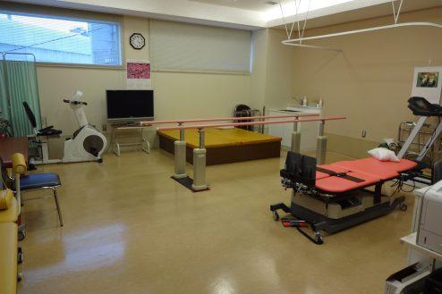 25.墨田区病院|2Fリハビリテーション室