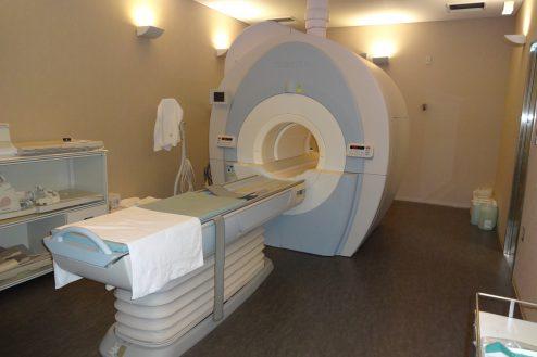 22.墨田区病院|2F・MRI室