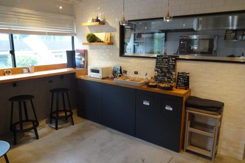 16.studio FREEDA 麻布十番|2Fカフェ