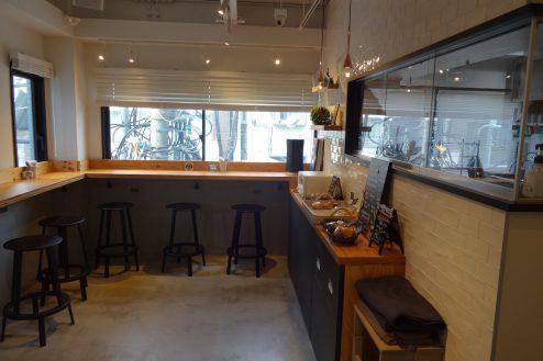 17.studio FREEDA 麻布十番|2Fカフェ