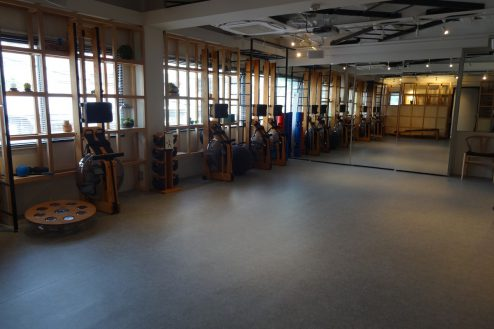 21.studio FREEDA 麻布十番|3Fフィットネススタジオ