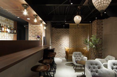 4.GALLERIA6|店内・オープンスペース