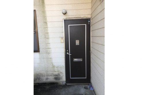 10.川崎市アパート|玄関ドア