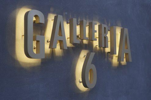 11.GALLERIA6 店舗名ロゴ