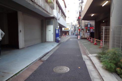 11.神田倉庫|倉庫前通り