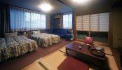 橋本旅館スタジオ|客室・玄関・お風呂・大広間・和洋室・老舗・外観・貸切